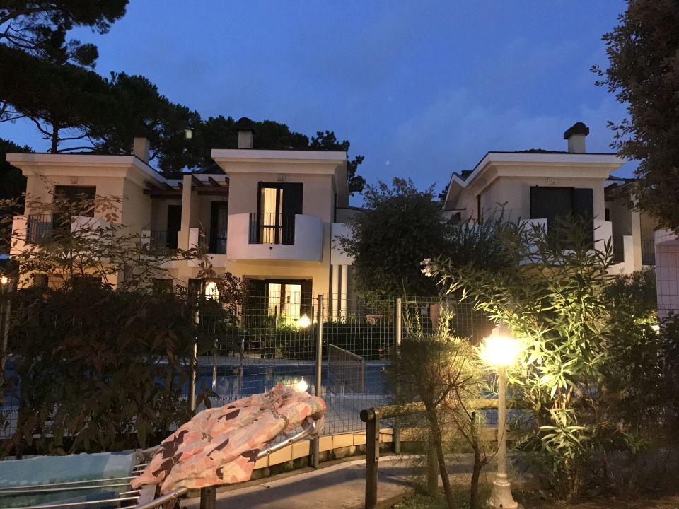 Außenansicht Apartments Villaggio Clio