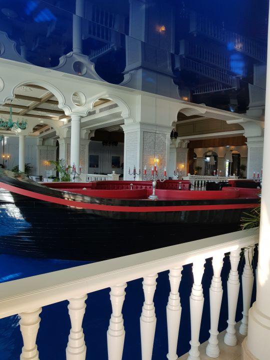 Lobby Sueno Hotels Deluxe Belek
