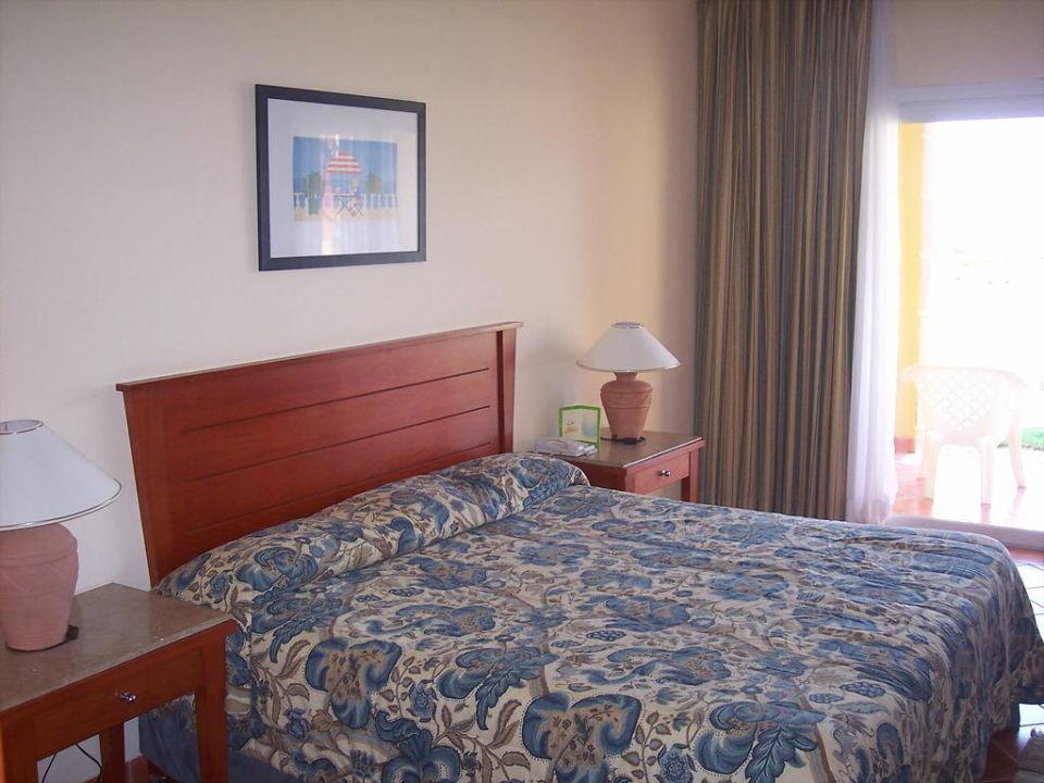 Teil des Zimmers Tulip Resort (Vorgänger-Hotel – existiert nicht mehr)