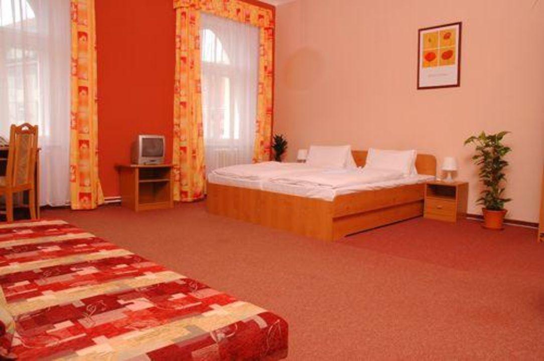 Room Hotel City Bell