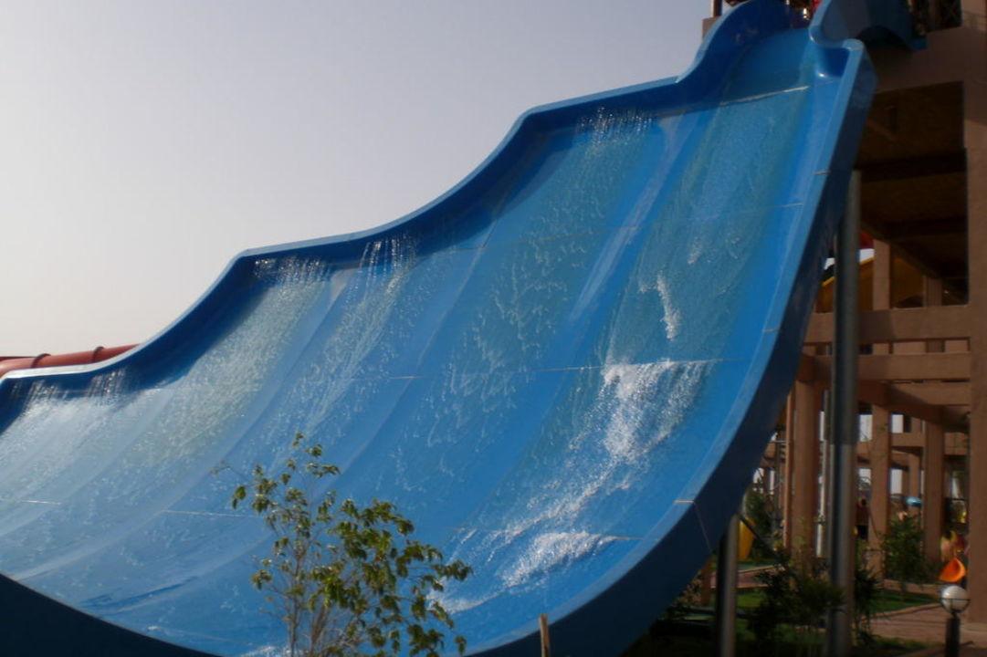 Der Aquapark Jungle Aqua Park