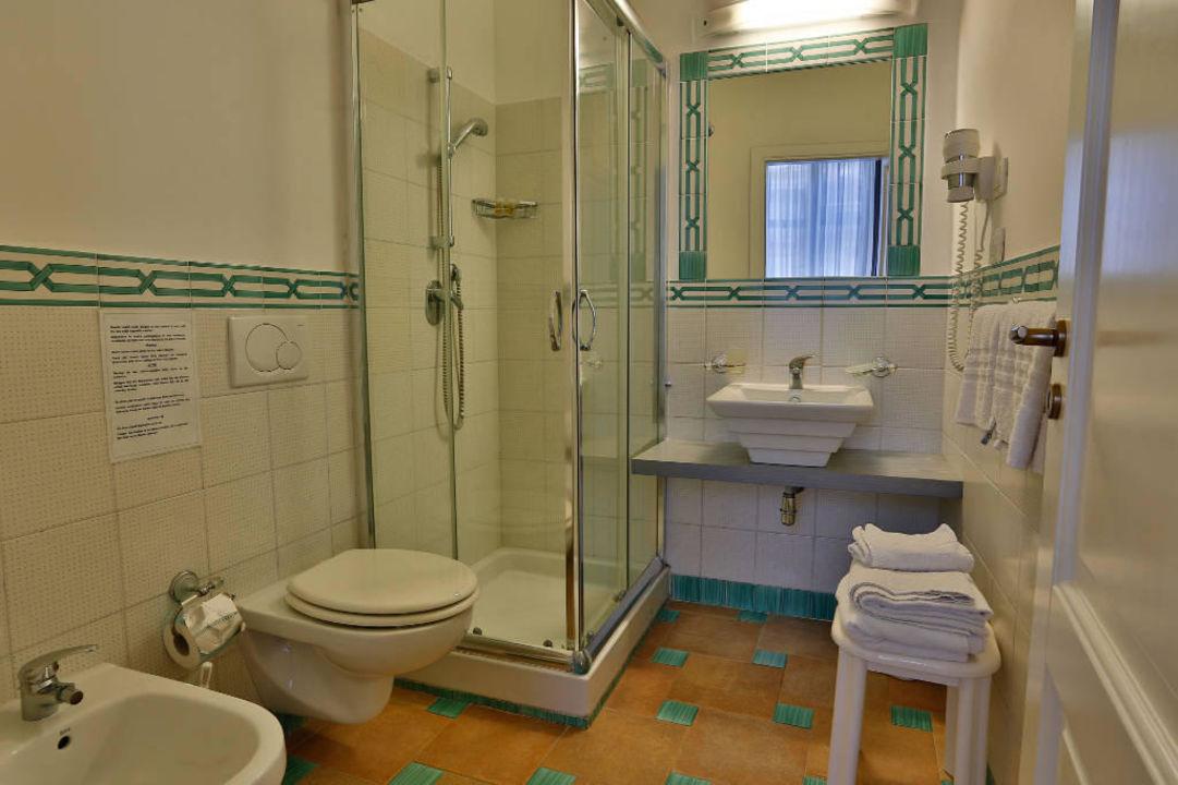 Bagno Hotel Gargallo