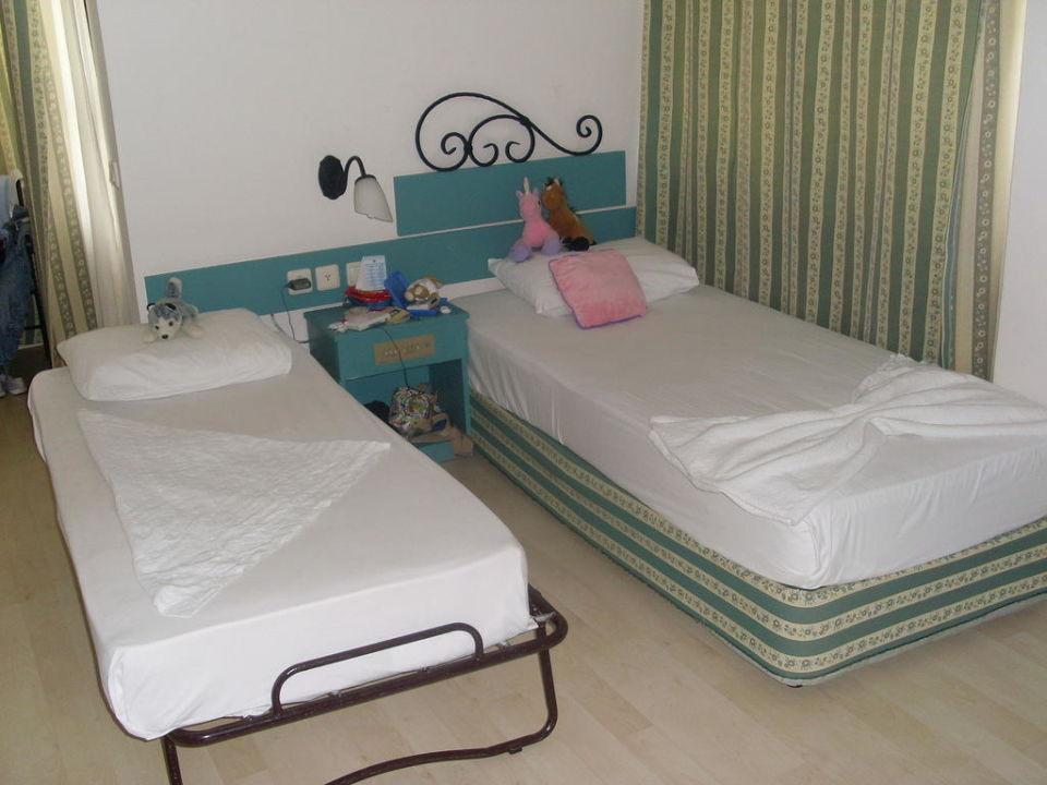 Betten Für 2 Kinder (Familienzimmer) Club Hotel Titan