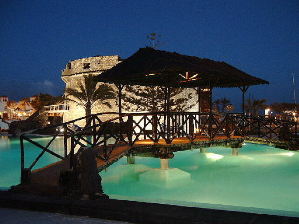 Poollandschaft Hotel Barceló Castillo Beach Resort