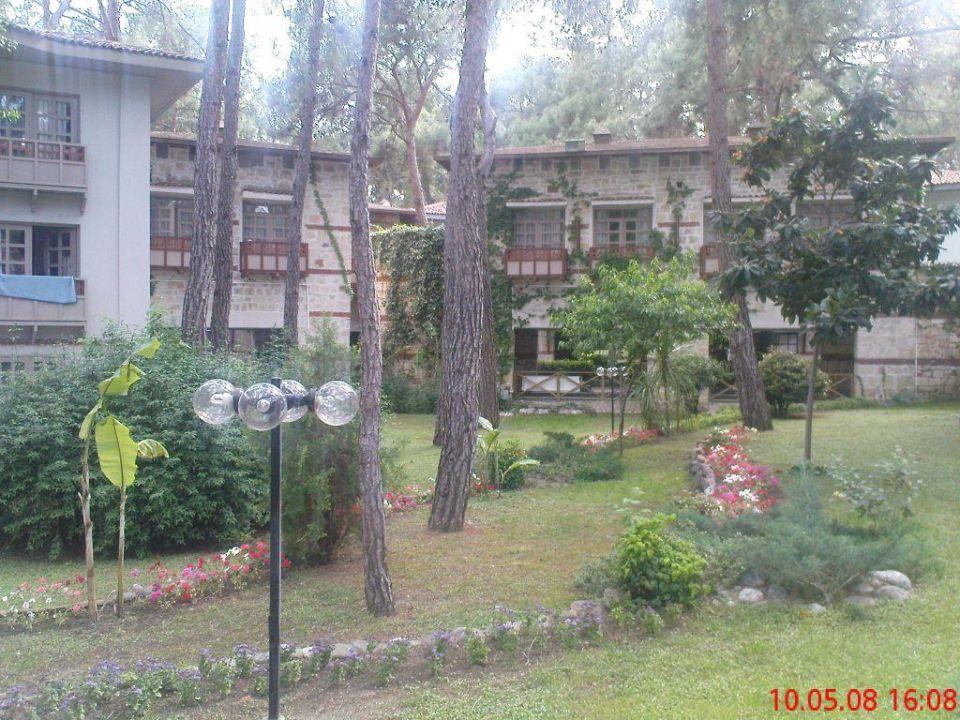 Gartenanlage und Bungalows Ulusoy Kemer Holiday Club