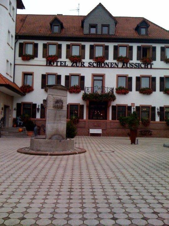 Hotel Hotel Zur Schonen Aussicht Marktheidenfeld Holidaycheck