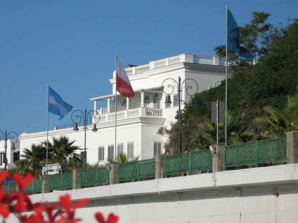 Balkon zum Meer Hotel Casa Vacanze Parco Del Generale