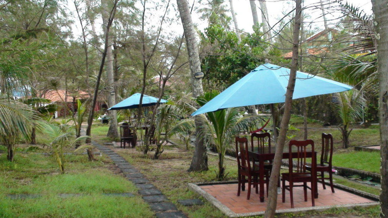 Open-Air-Restaurant Hotel Cassia Cottages