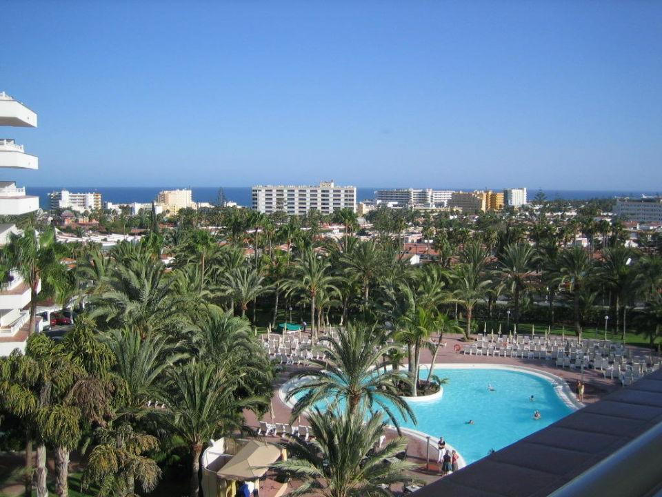 Panorama Playa del Ingles Hotel Riu Papayas  (Vorgänger-Hotel – existiert nicht mehr)