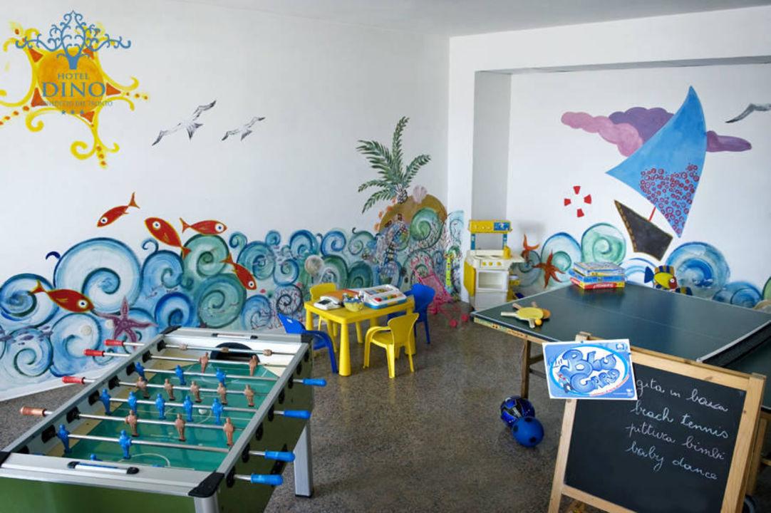 Children's corner Hotel Dino