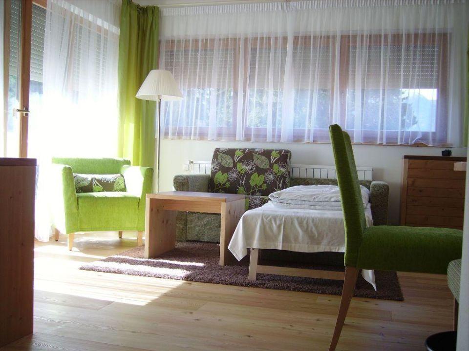 Camera famiglia, zona soggiorno - terzo letto\