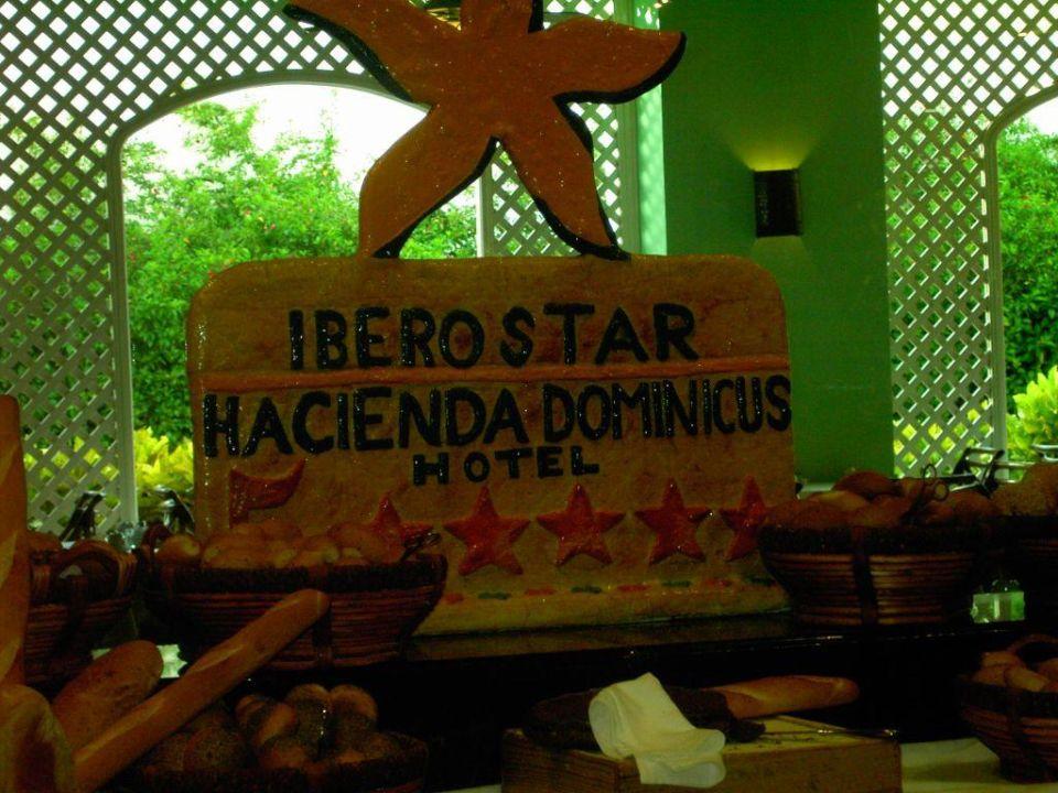 Brotecke IBEROSTAR Hotel Hacienda Dominicus