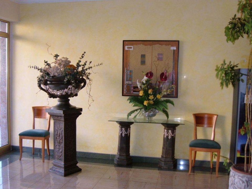 entrée Hotel Estrella
