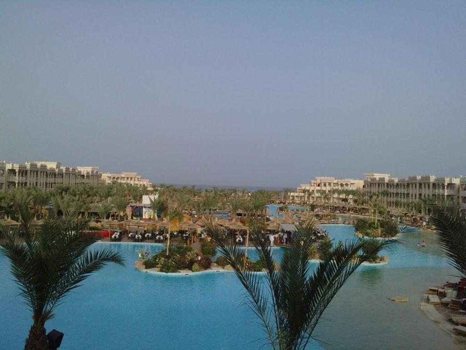 Ausblick Albatros Palace Resort