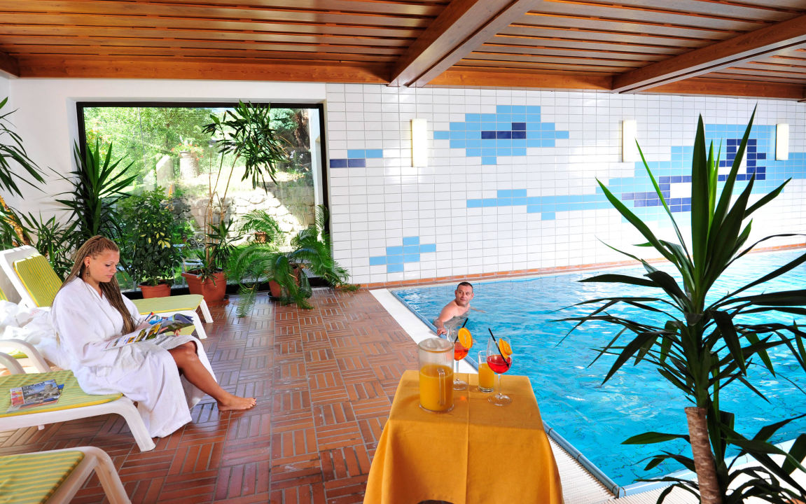 Hallenbad Hotel Weger