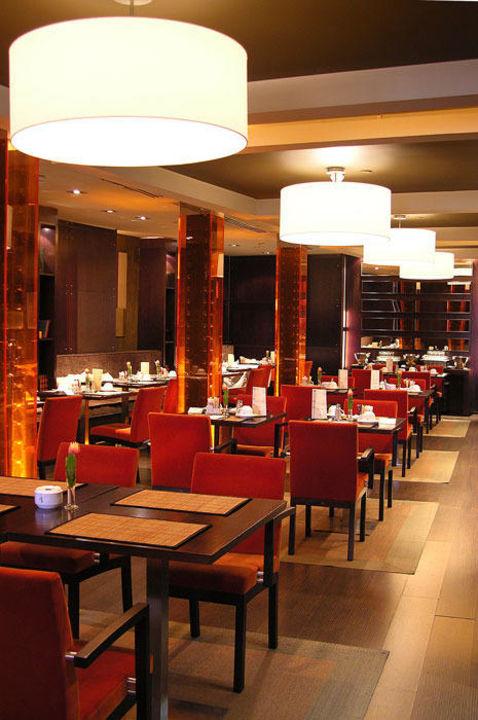 Desayunador Hotel Vincci Madrid Centrum