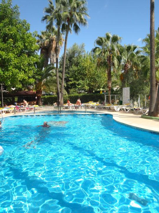 Kleiner pool hotel roc boccaccio in alcudia for Kleiner pool
