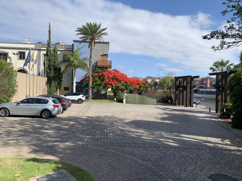Gartenanlage Lopesan Villa del Conde Resort & Spa