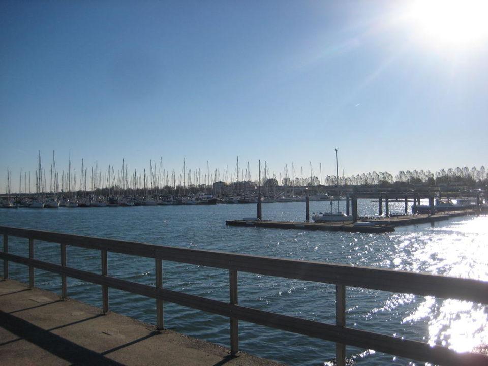 Jachthafen Roompot Beach Resort