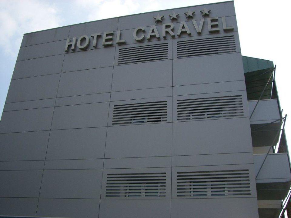 Außenansicht Hotel Caravel Hotel Caravel