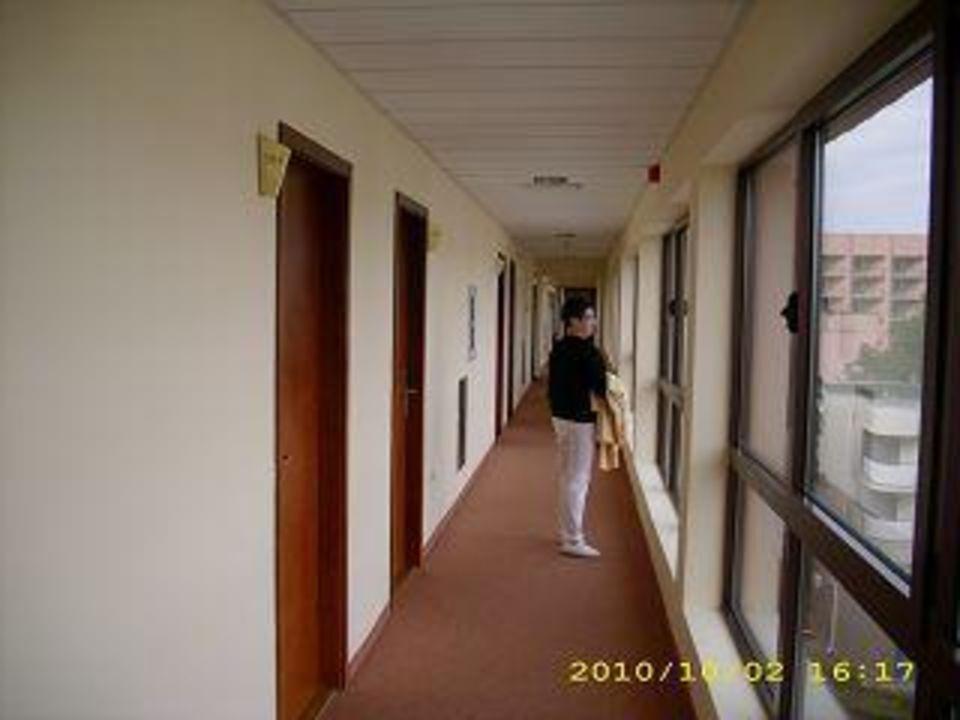 Hotelgang Hotel Grifid Bolero