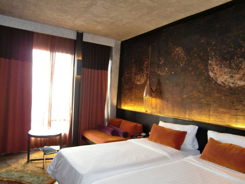 Doppelzimmer Leisure Class Siam @ Siam Design Hotel Bangkok