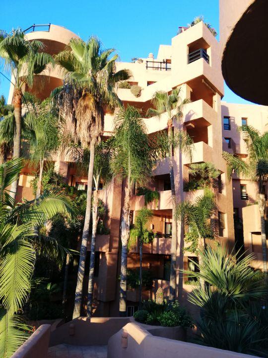 Außenansicht Kempinski Hotel Bahia Marbella Estepona