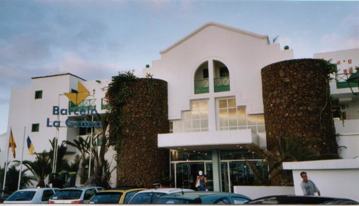 Barcelo LaGalea Costa Tequise Hotel Barcelo La Galea (Vorgänger-Hotel – existiert nicht mehr)