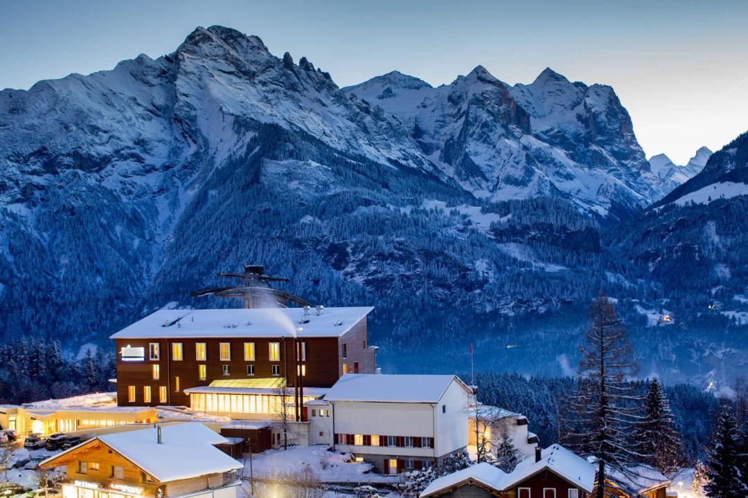 echte schweizer berge das hotel panorama hasliberg holidaycheck kanton bern schweiz. Black Bedroom Furniture Sets. Home Design Ideas