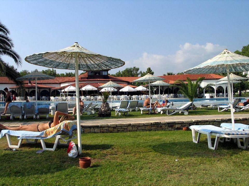 Pool-Beach Kiriş World Hotel by Voyage  (geschlossen)
