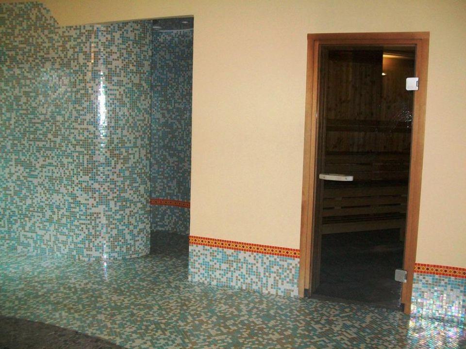 Sauna Active Hotel Paradiso & Golf