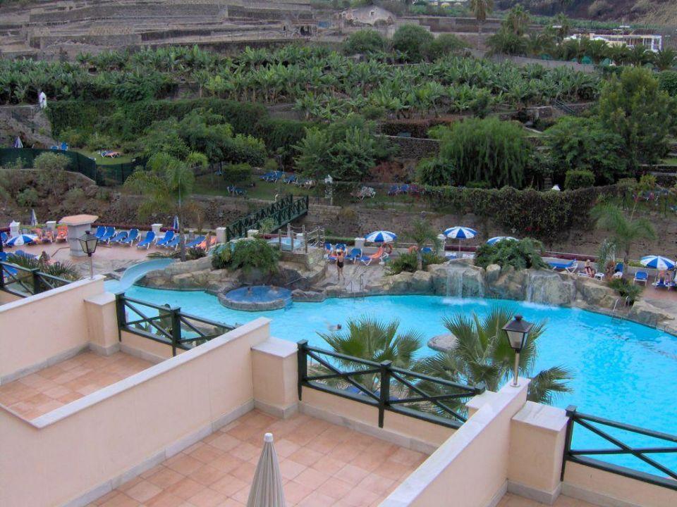 Garten-und Poolanlage Blue Sea Costa Jardin & Spa