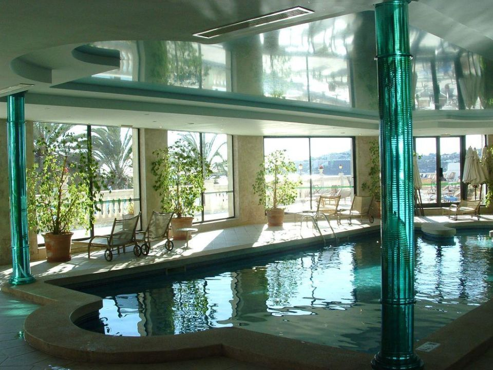 Hallenbad Hotel Nixe Palace