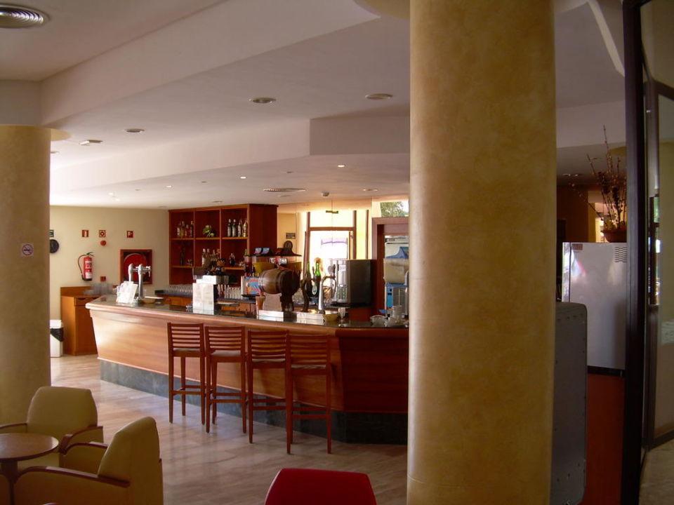 Innenbar Orient Beach allsun Hotel Orient Beach