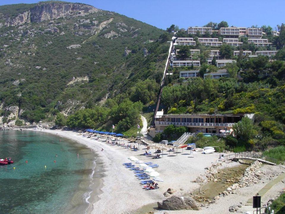 "Calimera "" DAS HOTEL"" Hotel Sunmarotel Ermones Beach  (geschlossen)"