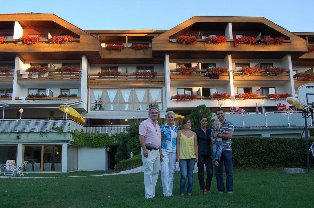 Gastgeberfamilie Schneider - Hotel Schönblick Hotel Schönblick - Schneider
