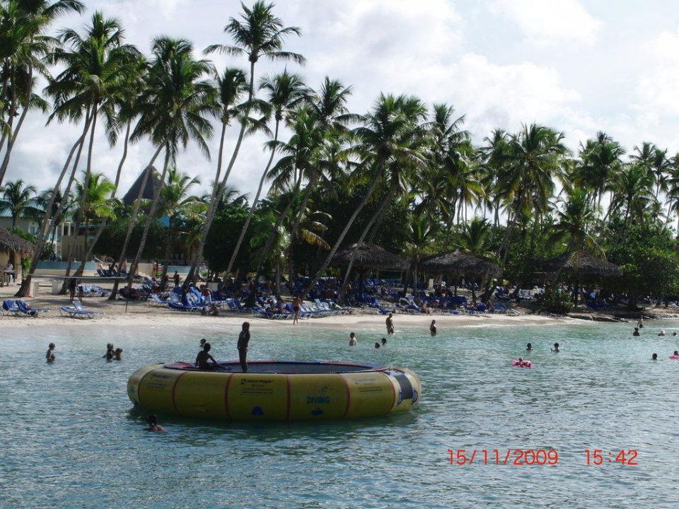 Hotel-Strand Dreams La Romana Resort & Spa