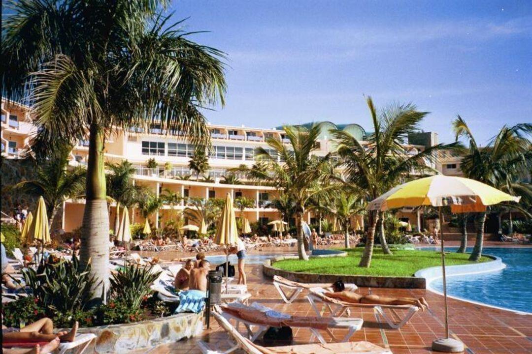 Costa Calma, Club Hotel Drago Park, Poolanlage PrimaSol Drago Park