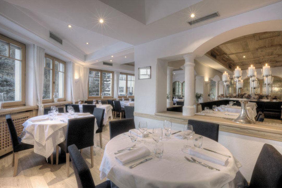 Sala da pranzo La Tambra Hotel La Tambra