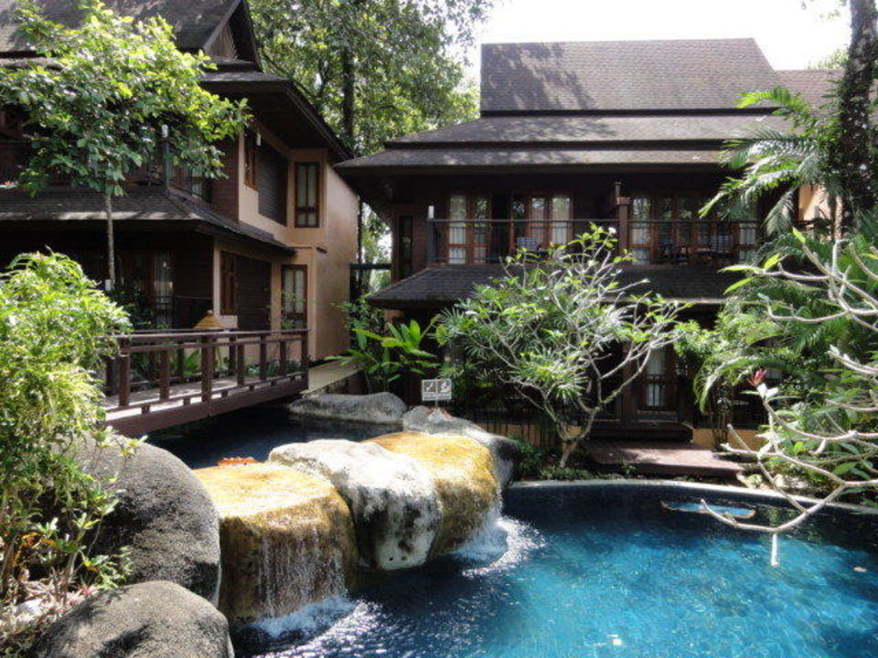 wasserlauf im garten pool access zimmer khao lak merlin resort khao lak south beach. Black Bedroom Furniture Sets. Home Design Ideas