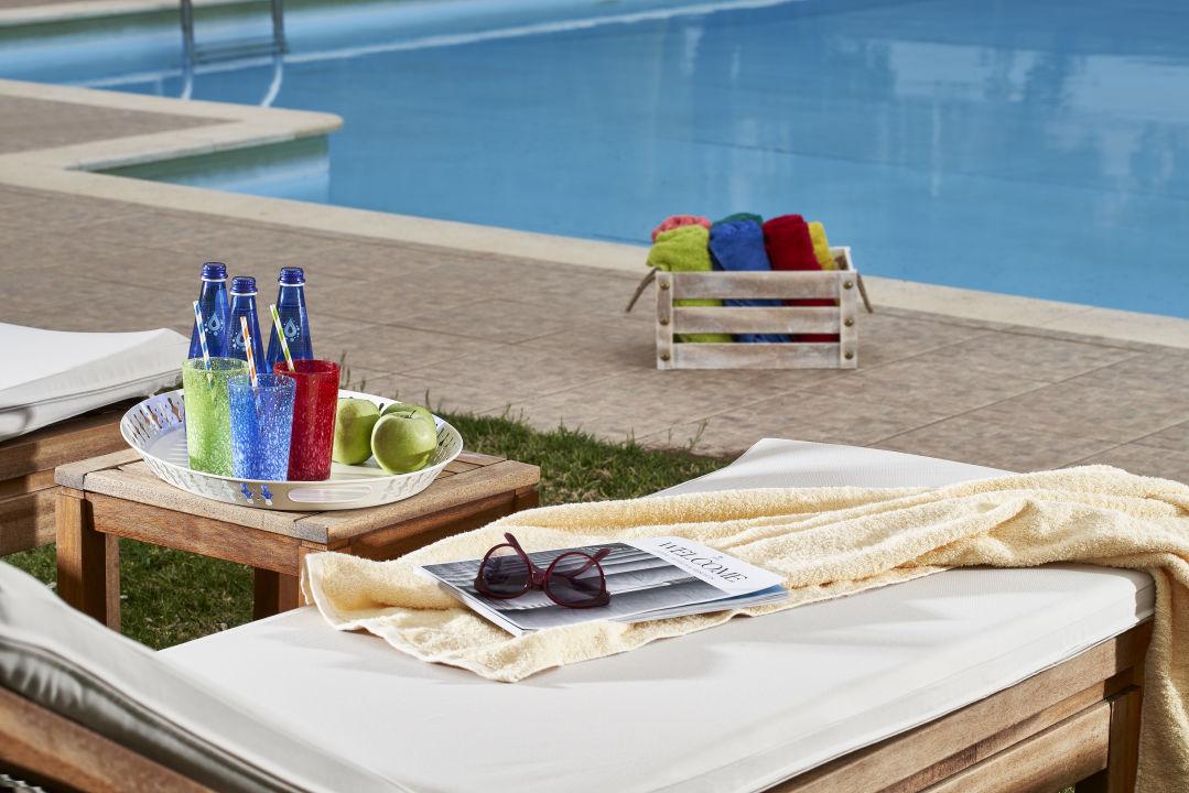 Pool Civitel Attik Rooms & Apartments