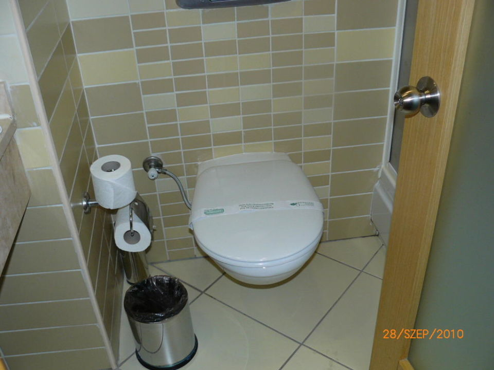Bathroom Hotel Sherwood Breezes Resort