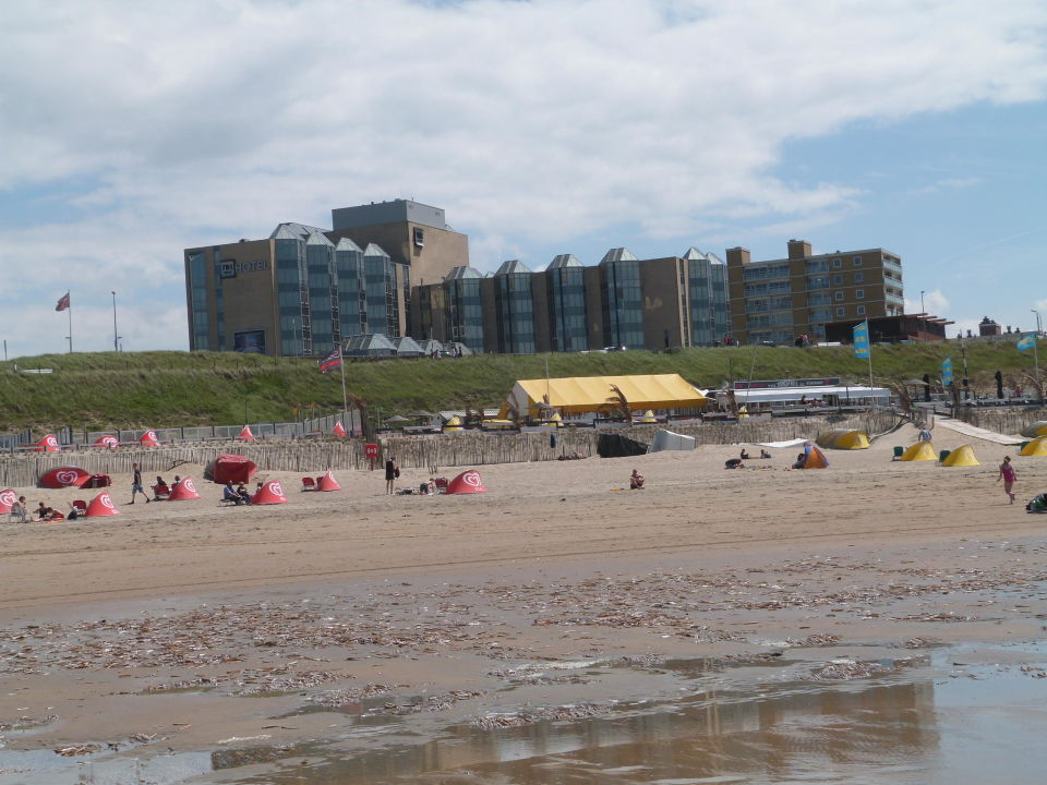 Hotel Zandvoort Am Strand