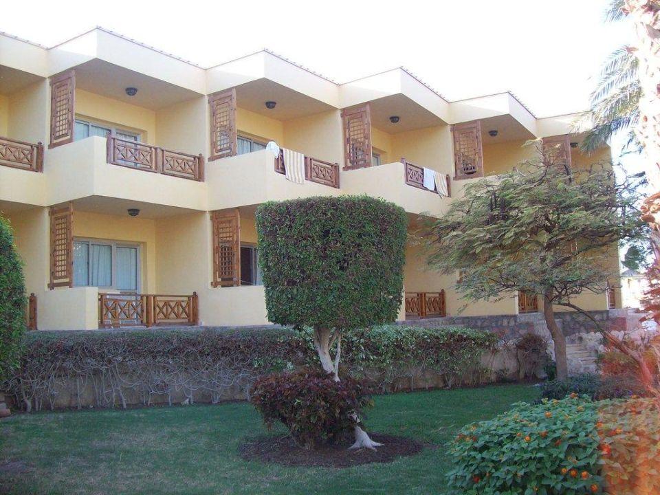 Ein anderer Zimmerblock Festival Shedwan Golden Beach Resort (Vorgänger-Hotel - existiert nicht mehr)