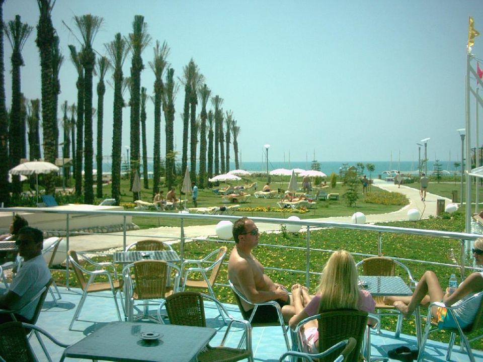 Grünanlage2 Hotel Delphin Diva