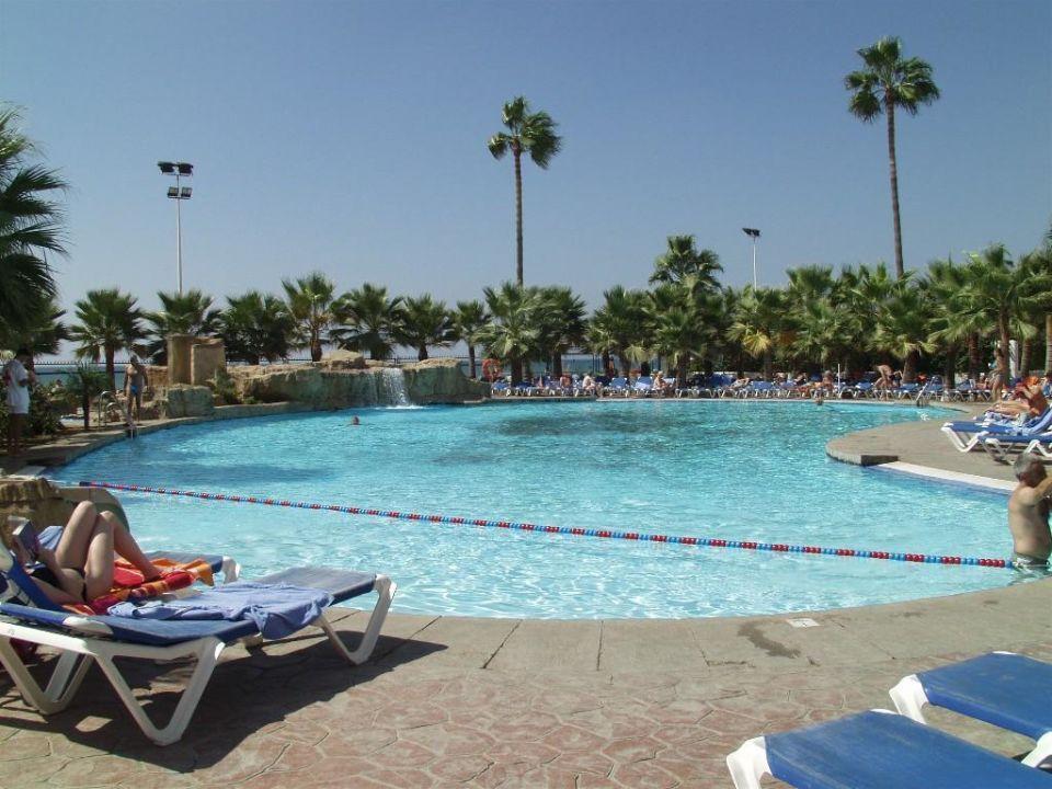 Hotel Marbella Playa Pool Hotel Marbella Playa Marbella