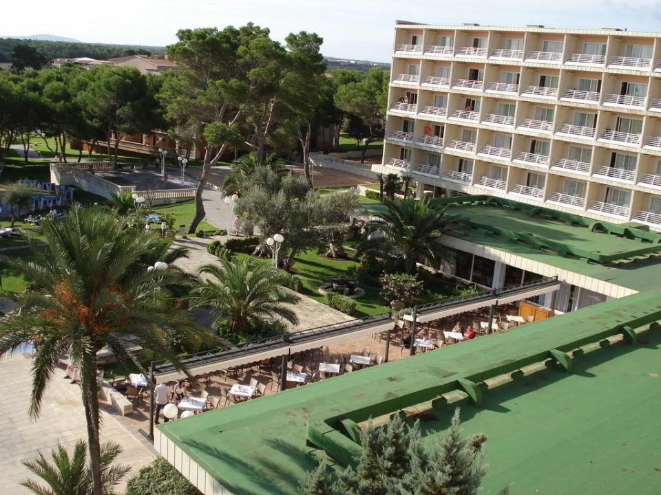 Außenansicht Hotel Osten Grupotel Gran Vista & Spa