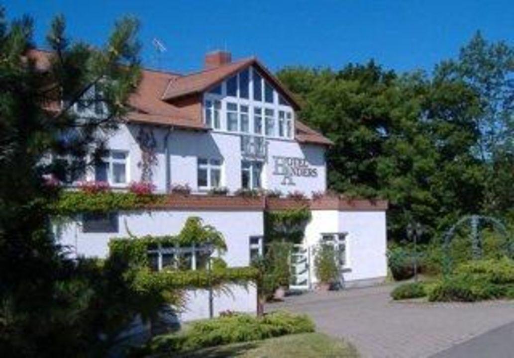 Hotel Anders - Arnstadt Aussenansicht Hotel Anders  (geschlossen)