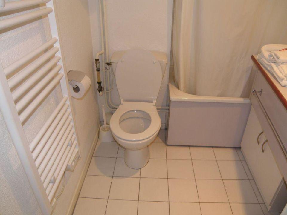 La salle de bains Séjours & Affaires Lyon Saxe-Gambetta