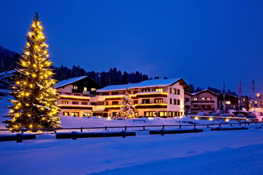 Außenansicht Hotel Seehof